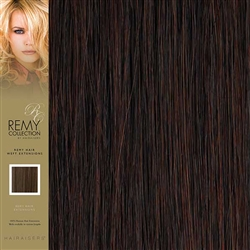 Hairaisers Indian Remy Weft Human Hair Extensions Colour 32 18 Inches