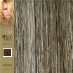 Hairaisers Indian Remy Human Hair Weft Extensions Colour 10/SB 20 Inches