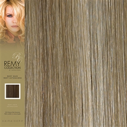 Hairaisers Indian Remy Human Hair Weft Extensions Colour 12/SB 20 Inches