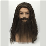 Hagrid from Harry Potter Wig, Beard and Moustache Set