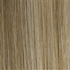Hairaisers Supermodel 14 Inches Colour P16/SB Clip In Human Hair Extensions