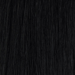 Hairaisers Supermodel 14 Inches Colour 1B Clip In Human Hair Extensions