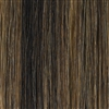 Hairaisers Supermodel 14 Inches Colour P4/27 Clip In Human Hair Extensions