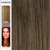 Hairaisers Supermodel 18 Inches Colour 14 Clip In Human Hair Extensions