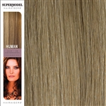 Hairaisers Supermodel 18 Inches Colour 18/22 Clip In Human Hair Extensions