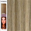 Hairaisers Supermodel 18 Inches Colour 18/SB Clip In Human Hair Extensions
