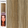 Hairaisers Supermodel 18 Inches Colour 27/SB Clip In Human Hair Extensions
