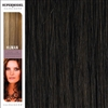 Hairaisers Supermodel 18 Inches Colour 4 Clip In Human Hair Extensions