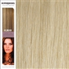 Hairaisers Supermodel 18 Inches Colour 60 Clip In Human Hair Extensions