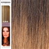 Supermodel 18 Inches Ombre Colour 2/8 Clip In Human Hair Extensions