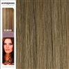 Hairaisers Supermodel 20 Inches Colour 18 Clip In Human Hair Extensions