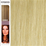 Hairaisers Supermodel 20 Inches Colour SB Clip In Human Hair Extensions