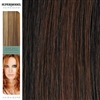 Supermodel 18 Inches Colour 1B/33 Weave Human Hair Extensions