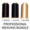 Salon Professional Hair Weaving Bundle