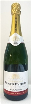 Champagne Philippe Fourrier Brut Selection NV (12x75cl)