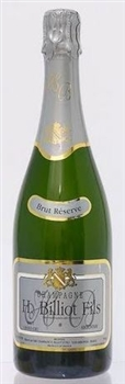 H.Billiot Fils Brut Reserva NV
