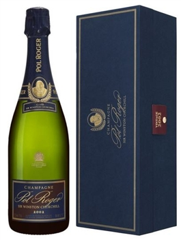 Pol Roger Winston Churchill 2008 (Gift Box)