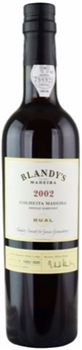 Blandy's 2002 Bual (500ml)