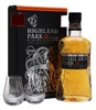 Highland Park 12 Years Old (Gift set with 2 glasses)