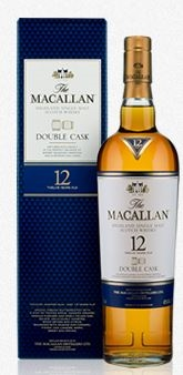 The Macallan 12 Years Old Highland Single Malt Double Cask