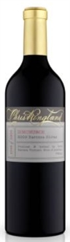 Chris Ringland Dimchurch Shiraz 2009