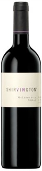 Shirvington, Shiraz, 2007 Magnum