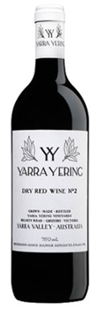 Yarra Yering Red No 2 2015