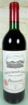 Chateau Grand Puy Lacoste 1985