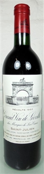 Chateau Leoville-Las Cases 1985