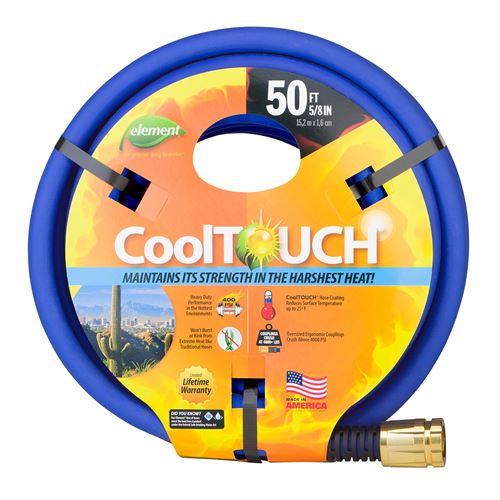 "Element CoolTOUCH 50' x 5/8"" Hose"