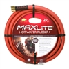 "MAXLiteâ""¢ 25' 5/8"" Hot Water Rubber+â""¢ Hose"