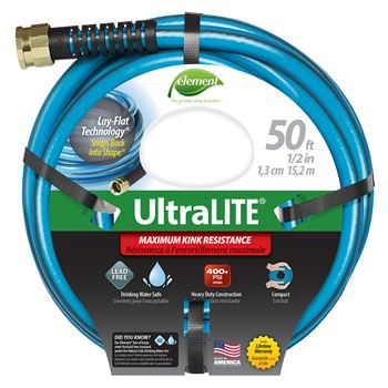 Element ULTRALite Hose - Blue