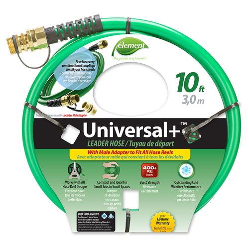 Element Universal+ Leader Hose