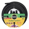 "Miracle-Gro complete soaker system for medium-sized gardens and yards with 75' 3/8"" soaker hose"