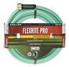 Burst- and kink-resistant 5/8-in. 25-ft. Swan FlexRITE PRO heavy-duty garden hose for landscaping applications