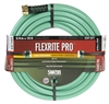 Heavy-duty 75-ft. 5/8-in. garden hose Swan FlexRITE PRO for commercial and residential gardening