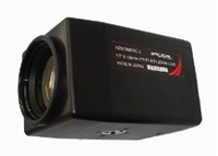 SpaceCom 8-136mm 17x C-Mount CCTV Zoom Lens from Drones Made Easy San Diego