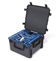 DJI Inspire 2 Landing Mode Case from Drones Made Easy San Diego