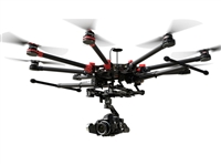 DJI Spreading Wings S1000+ Plus Professional Octocopter from Drones Made Easy San Diego