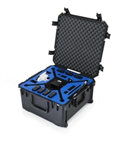Go Professional Cases Hard Case for DJI Matrice 100 from Drones Made Easy San Diego