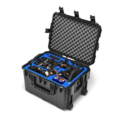 Go Professional Cases Hard Case for DJI S800 Evo from Drones Made Easy San Diego