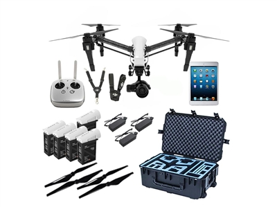 Inspire 1 Pro Production Bundle (Single Operator) from Drones Made Easy San Diego