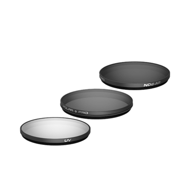 DJI Zenmuse X5 Filter 3-Pack from Drones Made Easy San Diego