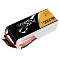 Gens Ace TATTU 10000mAh 22.2V LIPO Battery from Drones Made Easy San Diego