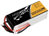 Gens ACE Tattu 22000mAh 22.2V Lipo Battery from Drones Made Easy San Diego