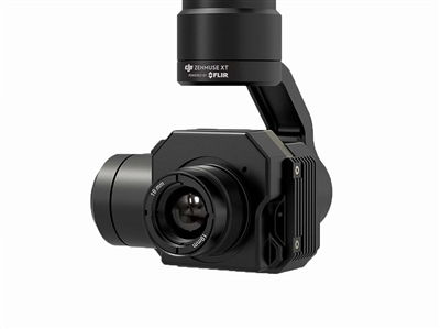 Zenmuse XT 336X256 Thermal Camera and Gimbal from Drones Made Easy San Diego