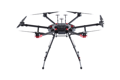 Matrice 600 Pro from Drones Made Easy San Diego