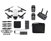 DJI Spark quadcopter drone Fly More Combo