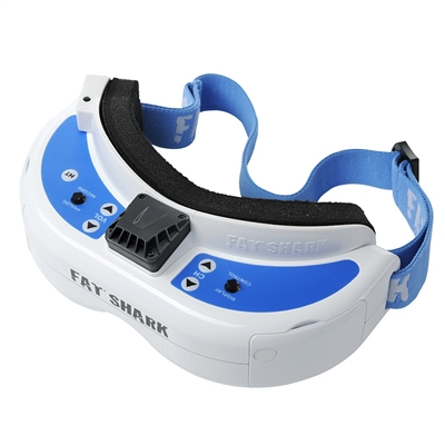 Fat Shark Dominator V3 FPV Goggles from Drones Made Easy San Diego