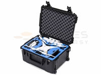 Go Professional Cases Hard Case for DJI Phantom 3 from Drones Made Easy San Diego